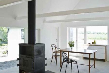 contemporary farmhouse interior design 9