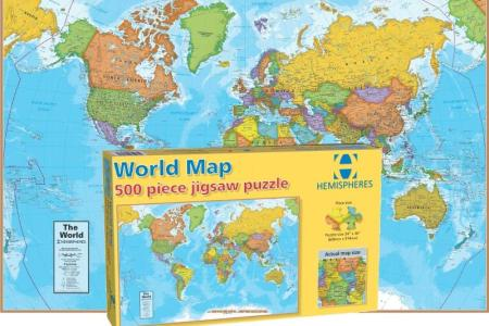 Map puzzles on hmp01 world map 500pc world map puzzle 13361241 gumiabroncs Images