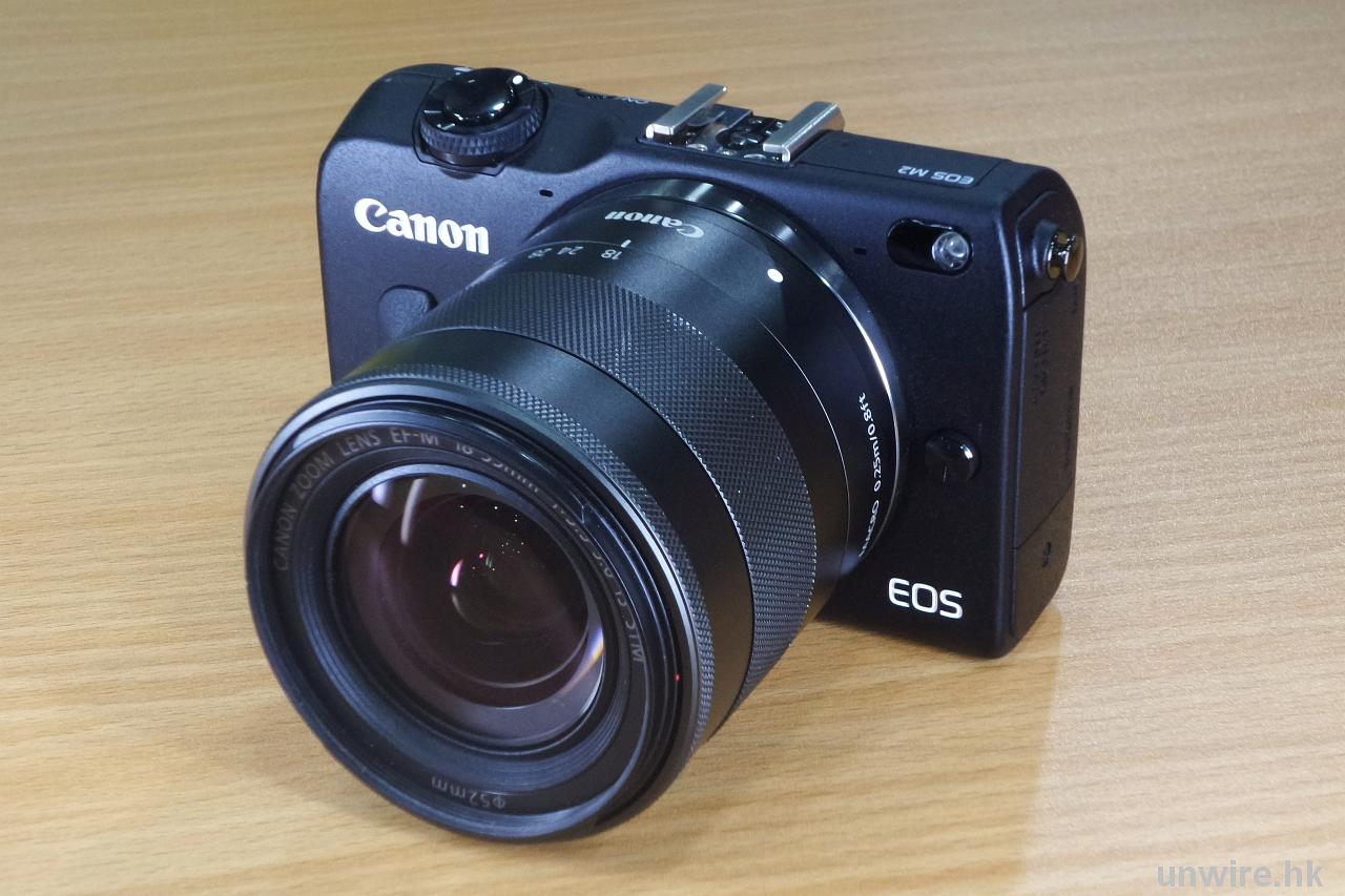 Fullsize Of Canon Eos M2