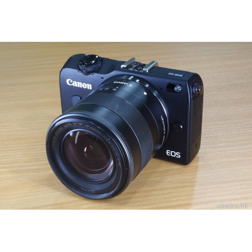 Medium Crop Of Canon Eos M2