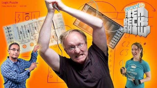 The Ben Heck Show - Episode 245 - Ben Heck's Hackmanji Board Game Part 3