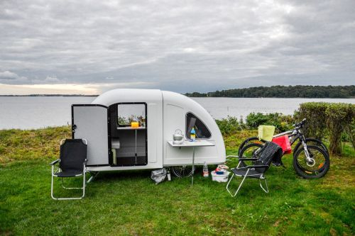 Medium Of Wide Path Camper