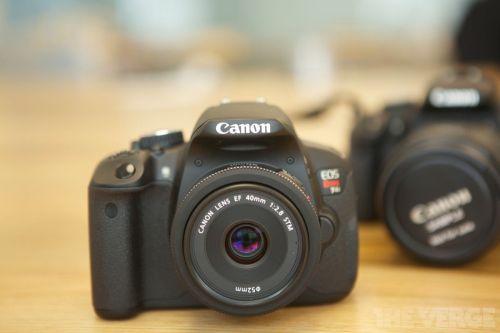 Medium Of Canon Rebel Series