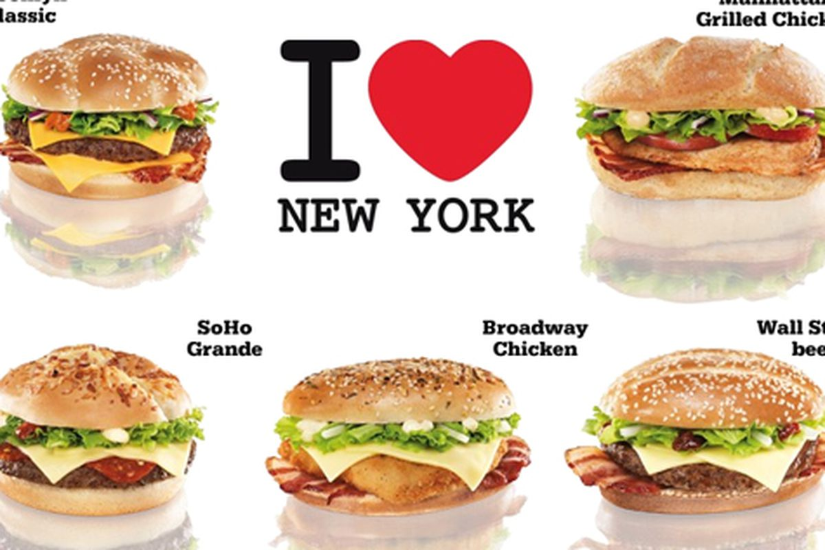 Corner Just Introduced A Brand New Line New Sandwichesat Ir Locations Throughout Czech Chain Named Each Dishafter New Burgers From Czech Republic Eater Ny nice food New Mcdonalds Sandwich