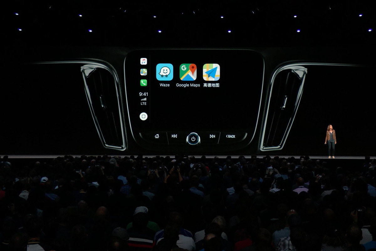 Apple CarPlay will soon let you use Google Maps  Waze  and other         Apple s CarPlay will no longer force you to use Apple Maps to get  directions  Instead  you ll be able to use navigation from any third party  app