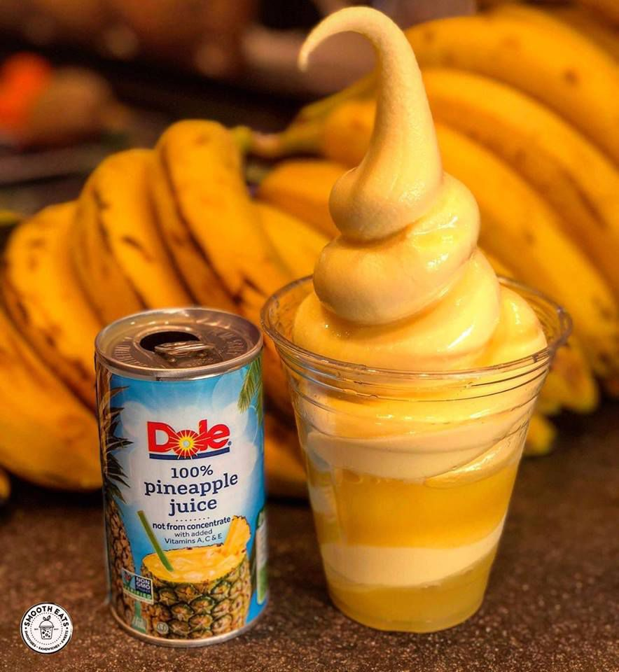 Glancing Las Vegas Eater Vegas Dole Pineapple Whip Hawaii Dole Pineapple Whip Ingredients Dole Whip At Smooth Eats Facebook Where To Find Dole Whip nice food Dole Pineapple Whip