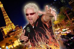 Exciting Guy Vegas Kitchen Bar Guy Las Vegas Restaurant Officially Opens Today Eater Guy Fieri Vegas Reservation Guy Fieri Vegas Rio