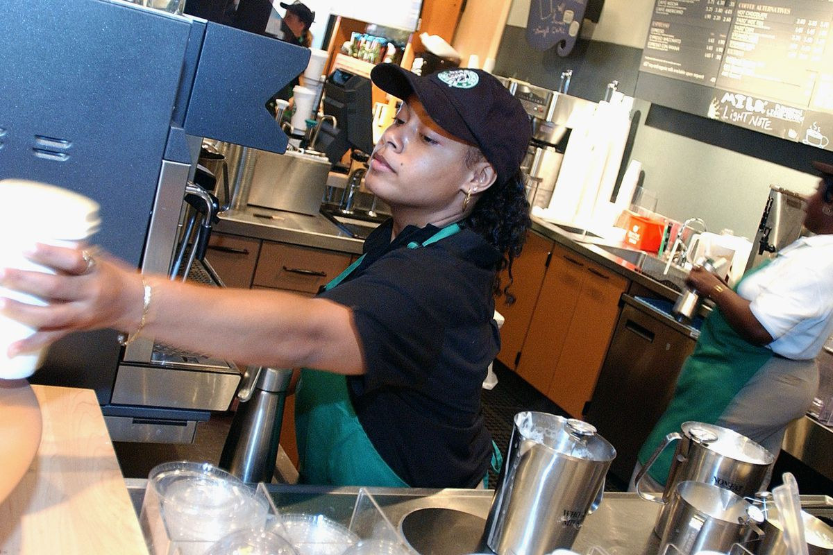 Distinguished More Parental Leave Eater How Much Do Starbucks Baristas Make An Hour Starbucks Baristas Fight Seattle How Much Do Starbucks Baristas Make Nj Stephen Starbucks Baristas Are Fighting nice food How Much Do Starbucks Baristas Make