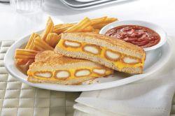Interesting Fried Cheese Melt From Photo Via Nrn Fried Cheese Melt Sandwich From Sneaks Mozzarella Sticks Mozzarella Sticks Near Me Fast Food Mozzarella Sticks Near Me