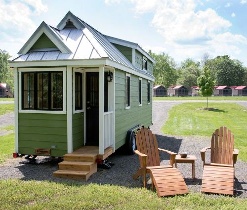 Distinctive A Green Sale Sale Timbercraft Tiny Homes Denali Xl Tiny Tiny House Hotels To Try Out Micro Living Timbercraft Timbercraft Tiny Homes