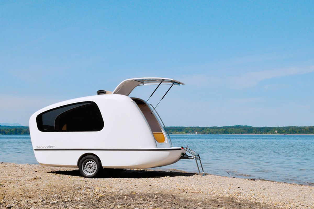 Fullsize Of Mini Camper Van