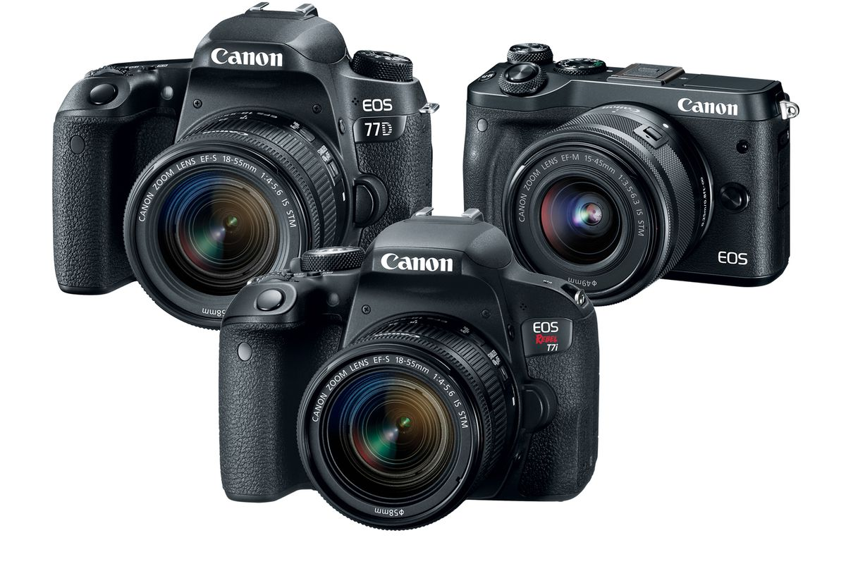 Fullsize Of Canon T6i Vs Nikon D5500