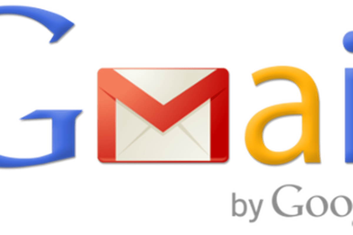The Gmail logo was designed the night before the service launched     old Gmail logo