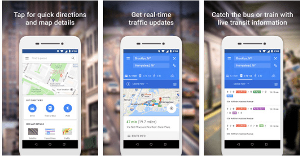Here s How You Can Use Lightweight Google Maps Go App Right Now Google Maps Go