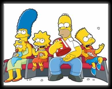 simpsons movie main Algunas Curiosidades De La Pelicula De Los Simpsons