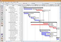 openproj big OpenProj Software Para El Manejo De Proyectos Gratuito y Open Source