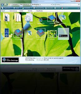 cambiar fondo usb vista Cambiar el fondo de carpetas en Windows vista