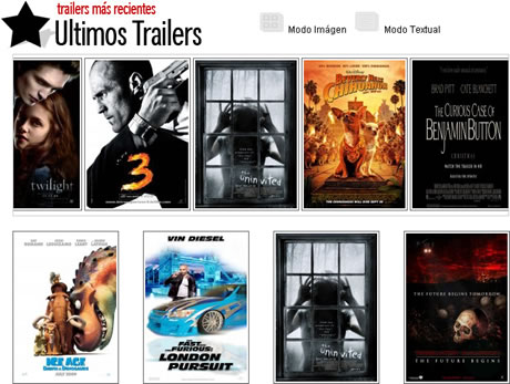 trailers de peliculas Trailers de peliculas en Trailers.com.mx