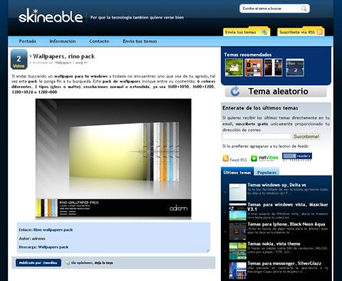temas windows Temas windows y temas para celulares en Skineable
