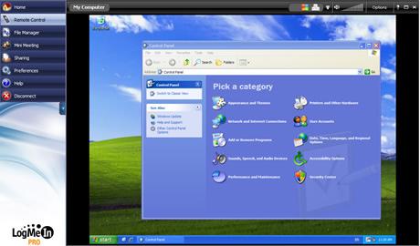 acceso remoto Programas de acceso remoto