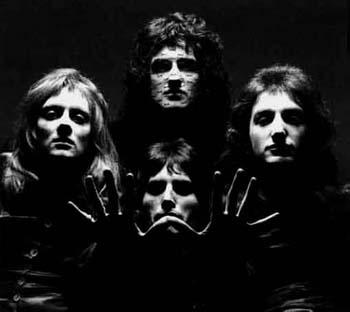 queen Radios de Queen, Pink Floyd y los Beatles