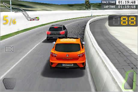 juegos iphone carreras Juegos iphone, Seat Ibiza Cupra Race gratis!