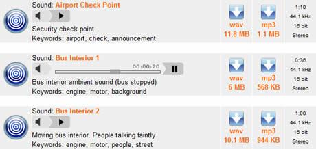 descargar sonidos soundjay Efectos de sonido descargalos en SoundJay