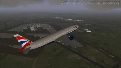simuladores de vuelo gratis Simulador de vuelo, FlightGear