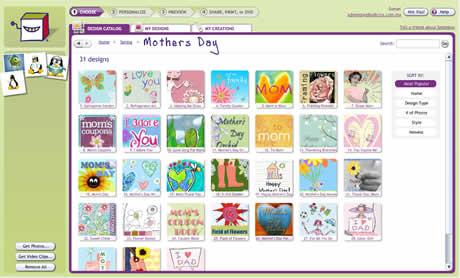 tarjetas dia de la madre Tarjetas del dia de la madre creativas con SmileBox