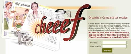 recetas cocina gratis Recetas de cocina en Cheeef
