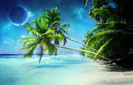 10 fondos de playas Fondos de playa, 15 wallpapers para el verano