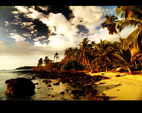 6 fondos de playas Fondos de playa, 15 wallpapers para el verano