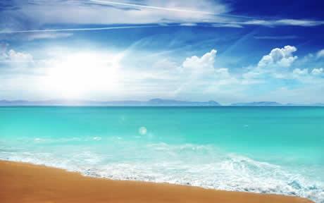 9 fondos de playas Fondos de playa, 15 wallpapers para el verano