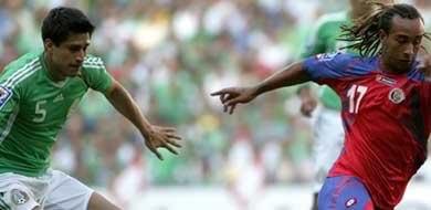 mexico vs costa rica Futbol mexicano en vivo, Apertura 2009 Jornada 7