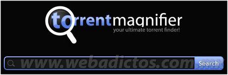 buscar torrents Buscar torrents con Torrent Magnifier