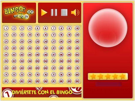 jugar bingo Jugar bingo gratis en Bingo.es