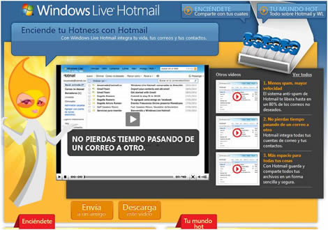 enciende tu hotness hotmail Enciende tu hotness con Hotmail
