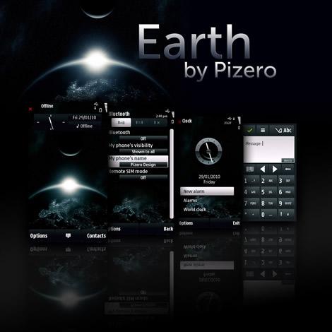 temas nokia 5800 gratis Temas nokia 5800 y n97, Earth