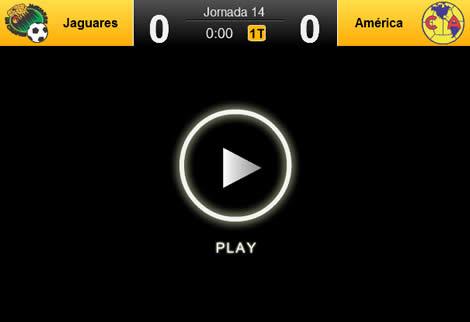 america vs chiapas América vs Jaguares en vivo, bicentenario 2010