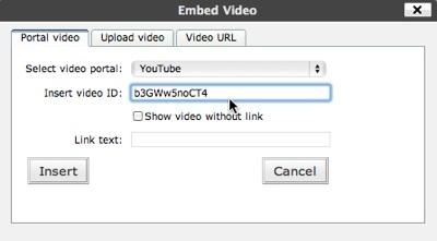 Como poner un video de YouTube en blogs Wordpress 2 Como poner un video de YouTube en blogs Wordpress