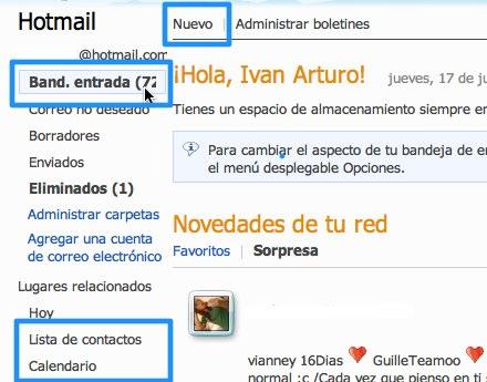 abrir Windows Live Hotmail 2 Como checar tu correo Hotmail