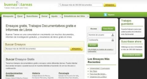 buenas tareas 600x325 e1275425968902 Buenastareas.com, el hogar de los ensayos, monografías y trabajos de investigación