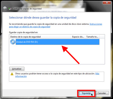 copia de seguridad Como Respaldar tus archivos en Windows
