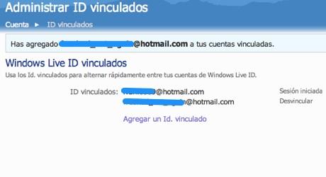 correo hotmail varias cuentas 4 Como usar varias cuentas de correo hotmail en una sola