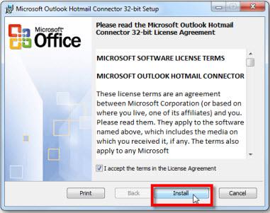 hotmail outlook Agregar tu cuenta de Hotmail en Outlook 2010