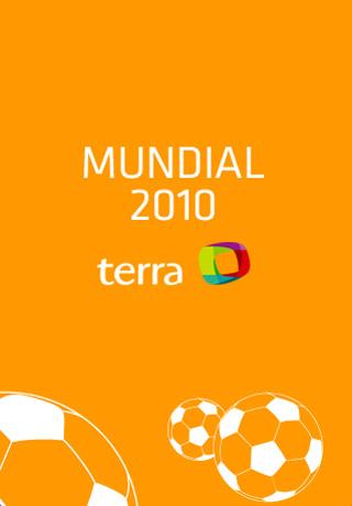 mundial 2010 terra Mundial 2010 en iPhone