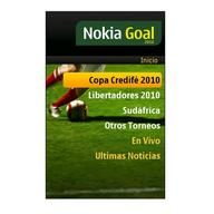 nokia gol sudafrica 2010 Mundial 2010 en tu Nokia