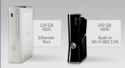 nuevo xbox 360 Nuevo Xbox 360 Slim en el E3 2010