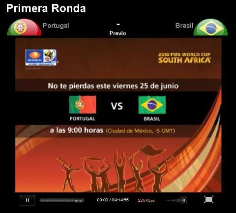 portugal brasil en vivo mundial Portugal vs Brasil en vivo