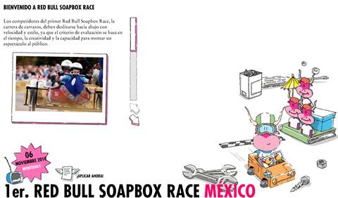 red bull soap race Red Bull SoapBox Race México